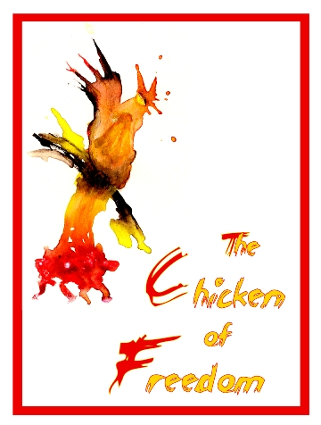 Chicken of Freedom Cover Mirificent Trilogy