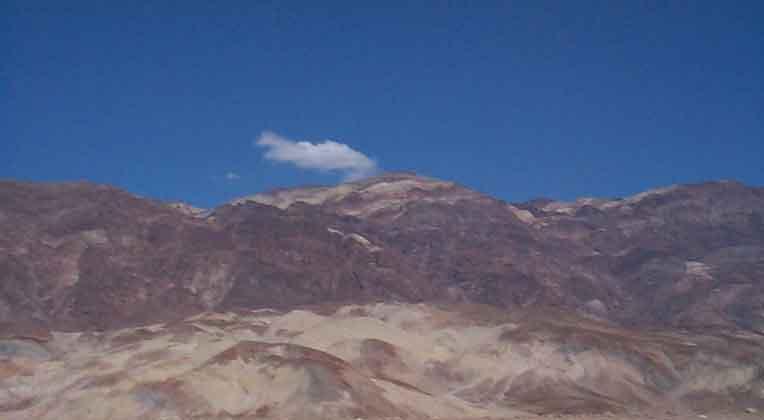Death Valley Color Palette